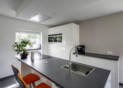 Tristar keuken, model Radius | High Level Keukens