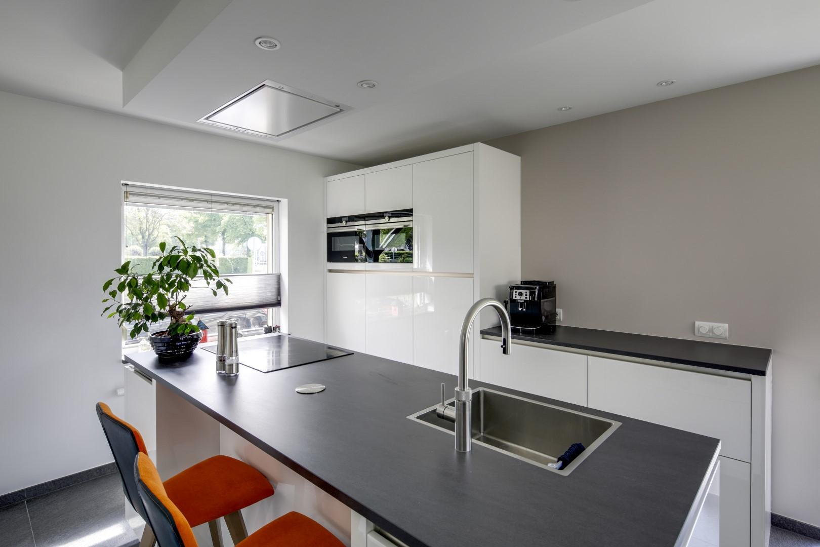Tristar Keuken Model Radius High Level Keukens Keuken High Level Keukens Nijmegen Arnhem Bemmel